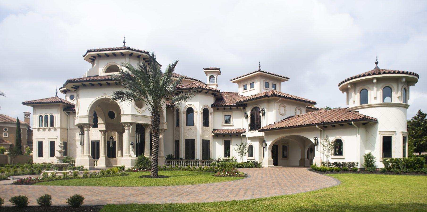 Custom Home Meghani Residence