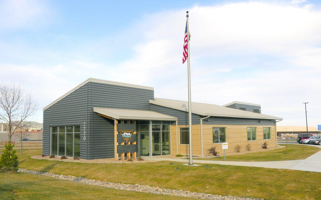 SD Highway Patrol Office