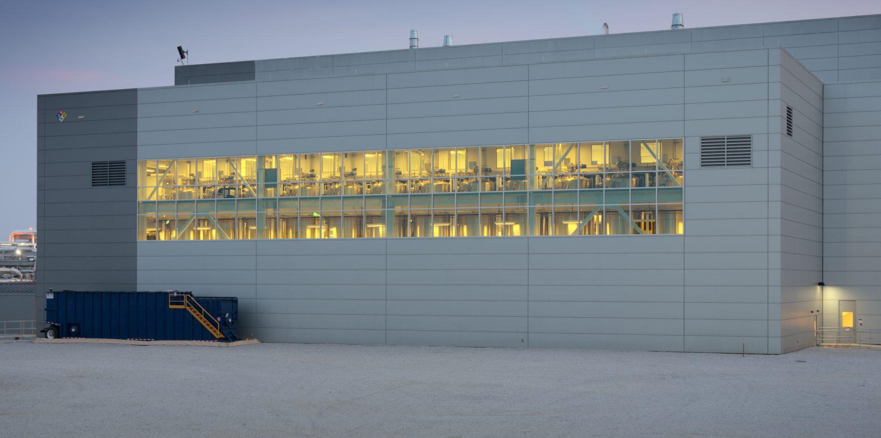S&B – Fractionator Building