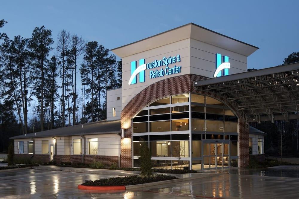 Houston Spine & Rehabilitation Center