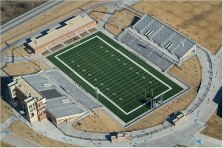 New Stadium & Gymnasium for Jasper Texas ISD